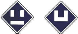 Signale El 1 und 2 Spur N